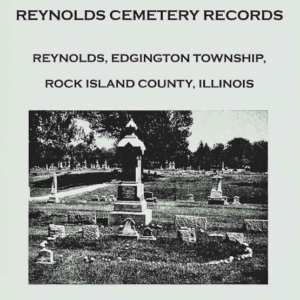 Rock Island County – Immanuel Lutheran Cemetery Records